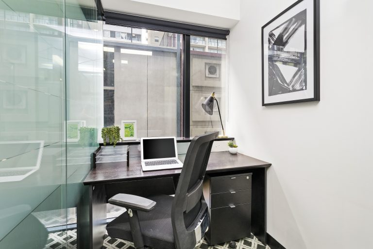Suite 116 for lease at St Kilda Rd Towers
