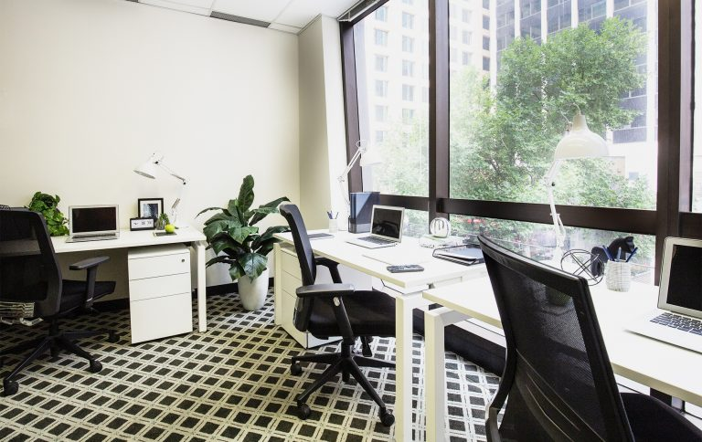 Suite 119a for lease at Exchange Tower