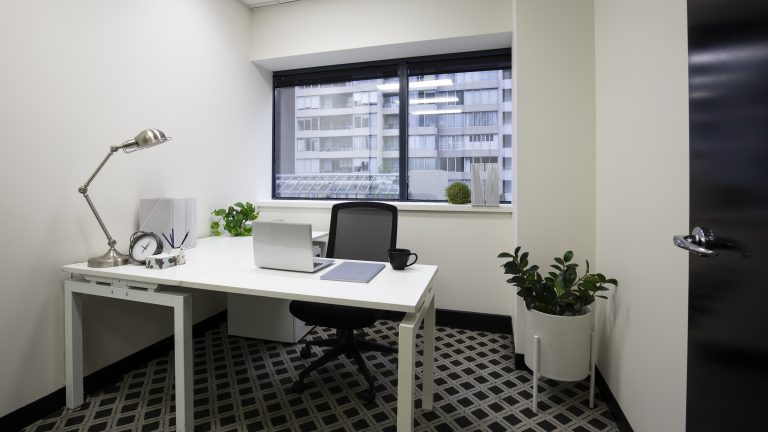 Suite 422b for lease at St Kilda Rd Towers