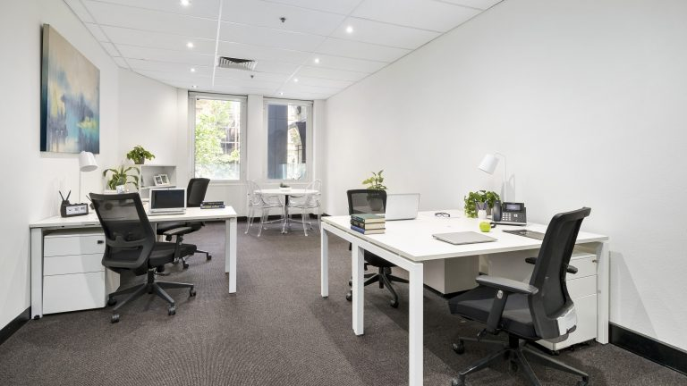 Suite 207b for lease at Collins Street Tower