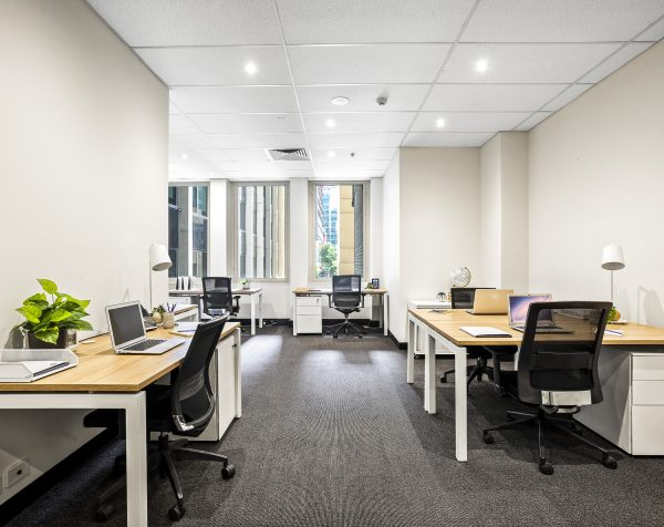 Serviced office 301 at 480 Collins Street in Melbourne