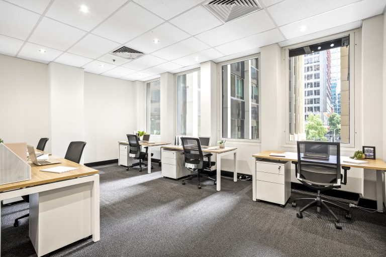 Suite 301 for lease at Collins Street Tower