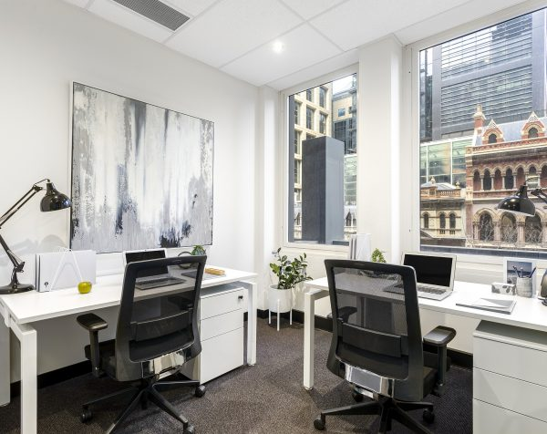 Serviced office 407a at Collins Street Tower 480 Collins Street Melbourne