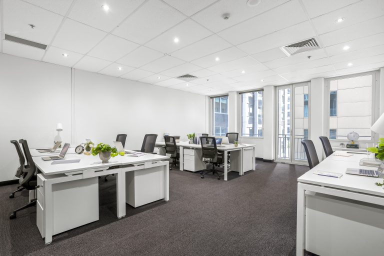 Suite 417 for lease at Collins Street Tower