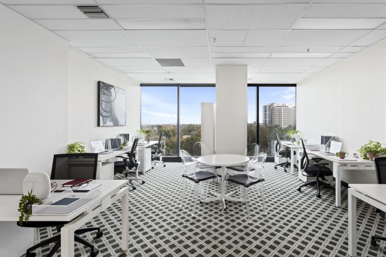 Suite Level 5 for lease at St Kilda Rd Towers