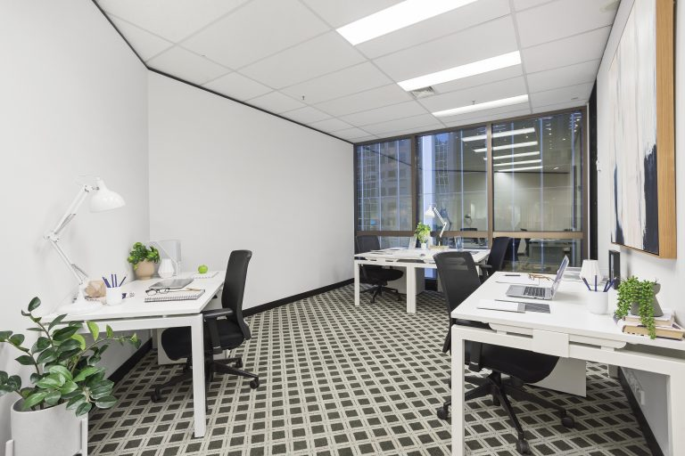 Suite Level 5 for lease at Exchange Tower