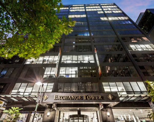 Exchange Tower serviced offices Melbourne CBD