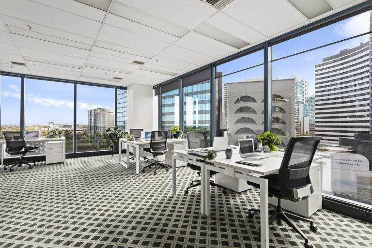 Suite Level 7 for lease at St Kilda Rd Towers