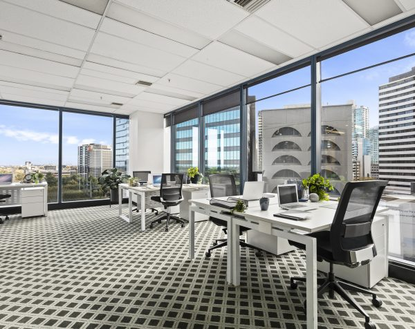 Serviced offices at St Kilda Rd Towers, 1 Queens Road