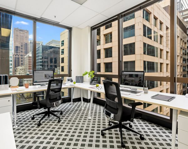 Serviced office at Exchange Tower, 530 Little Collins Street Melbourne Exchange Tower, 530 Little Collins Street Melbourne