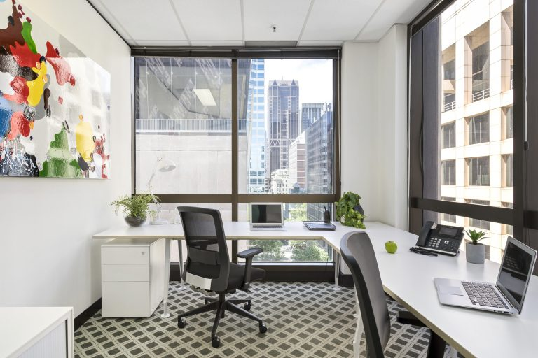 Suite 905 for lease at Exchange Tower
