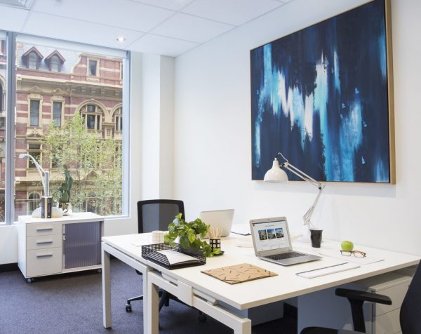 Serviced Office at Collins St Tower