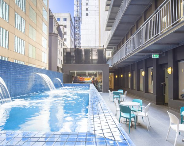Collins Street Tower Pool