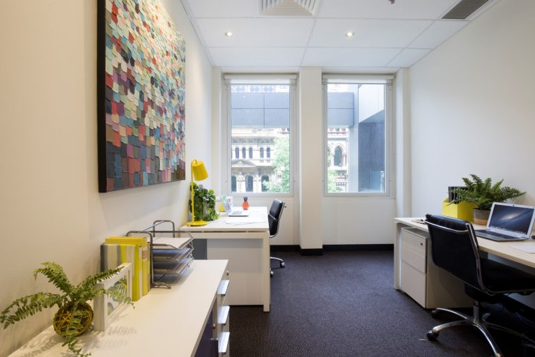Suite 309a for lease at Collins Street Tower