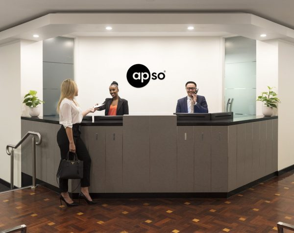 St Kilda Rd Towers Reception