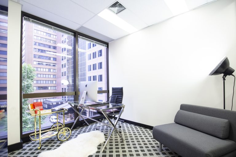 Suite Level 2 for lease at Exchange Tower
