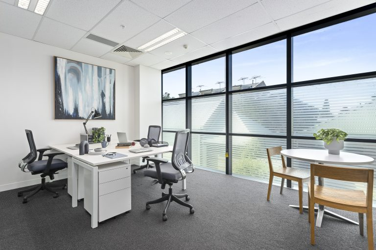 Suite 110d for lease at Corporate One