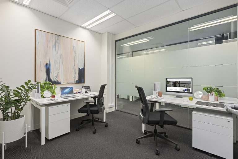 Suite 110j for lease at Corporate One