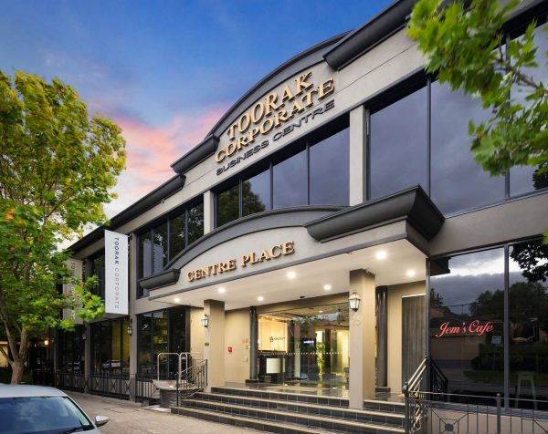 Toorak Corporate serviced offices in Malvern