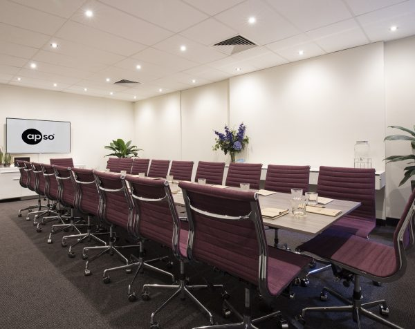 Wattle Boardroom at Collins Street Tower