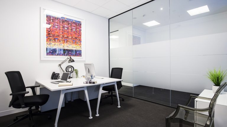 Suite T12 for lease at The Johnson