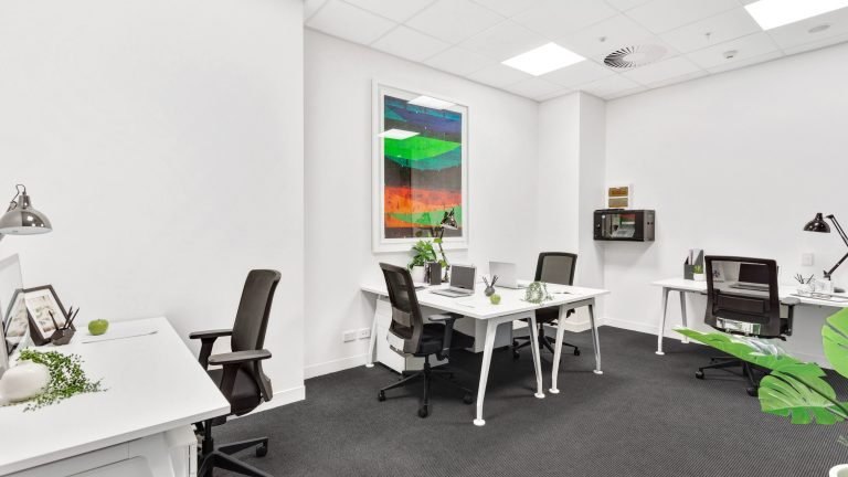 Suite T13 for lease at The Johnson