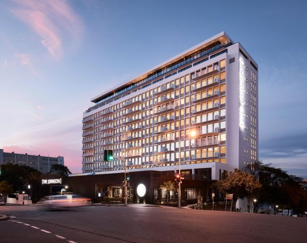 serviced offices Brisbane the johnson