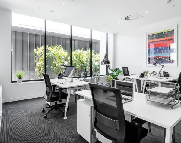 The Johnson serviced offices Brisbane