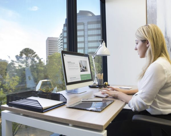 St Kilda Rd Towers serviced office