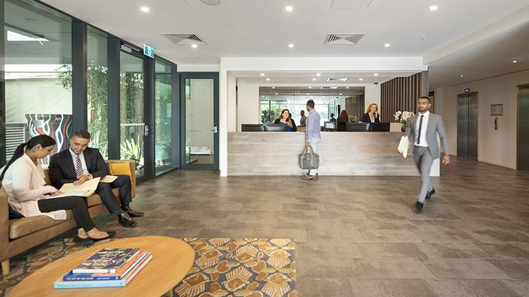 Serviced offices at Corporate One
