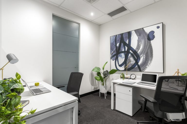 Suite 305a for lease at Collins Street Tower