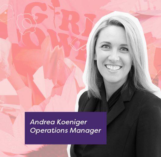 Andrea Koeniger - IWD2021