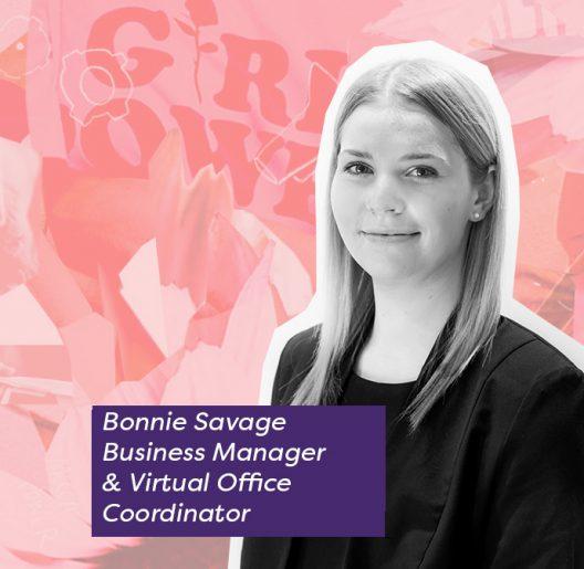 Bonnie Savage IWD2021