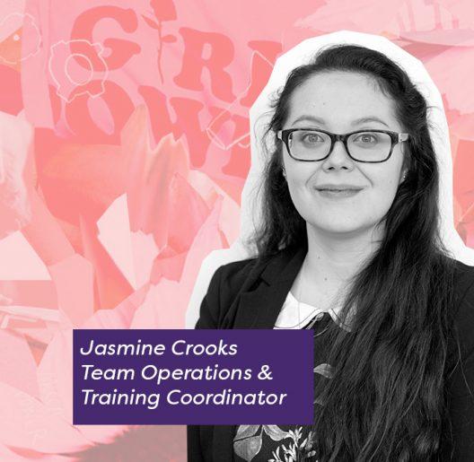 Jasmine Crooks IWD2021