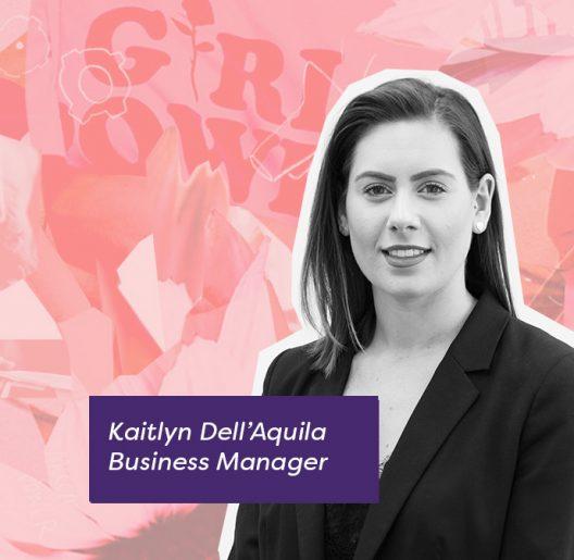 Kaitlyn Dell'Aquila IWD2021