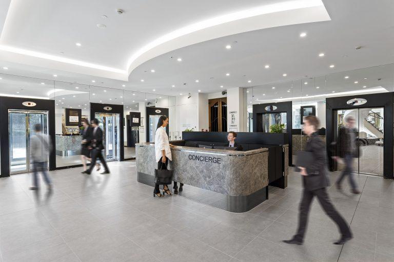 St Kilda Rd Towers Concierge - 1 Queens Road